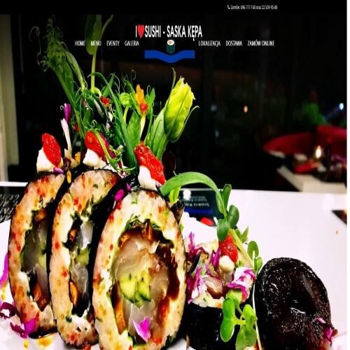 Catering sushi na imprezy okolicznościowe