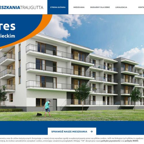 Sprzedaż nowych mieszkań - Grodzisk Mazowiecki