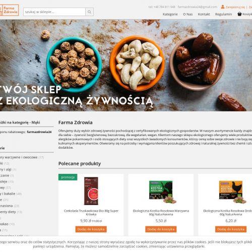 Zdrowa żywność online
