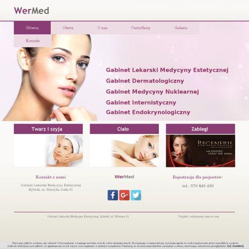 Kosmetologia - Rybnik