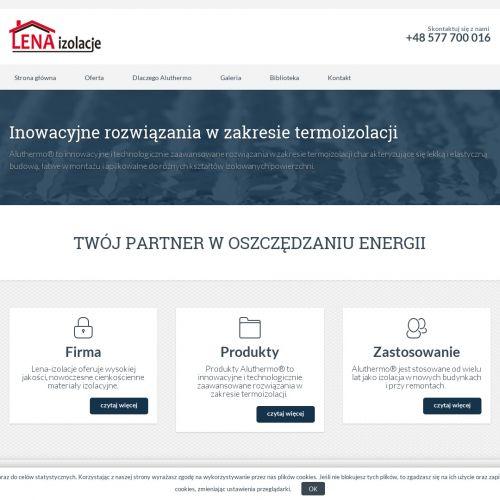 Izolacja termiczna dachu - Sopot