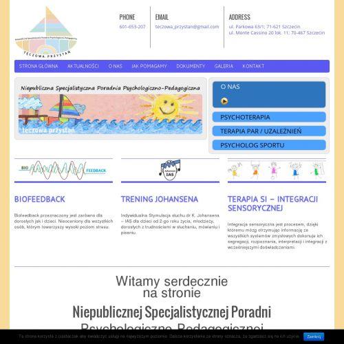 Trening mentalny - Szczecin