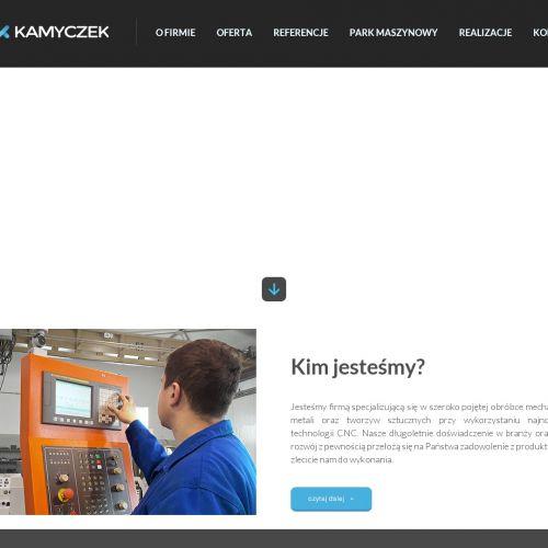 Toczenie CNC - Katowice