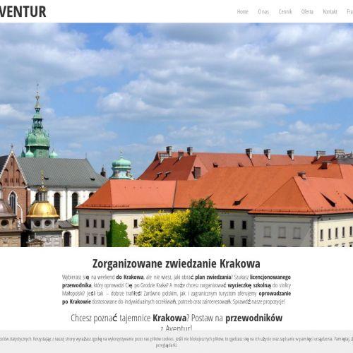 Licencjonowani przewodnicy - Kraków