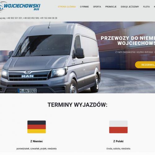 Przewóz do Niemiec