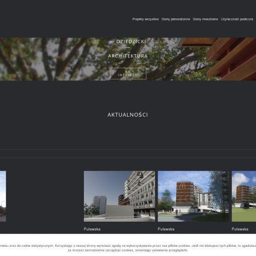 Pracownia architektoniczna w Warszawie