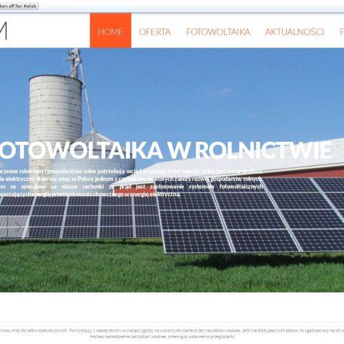 Instalacje solarne i zarządzanie energią