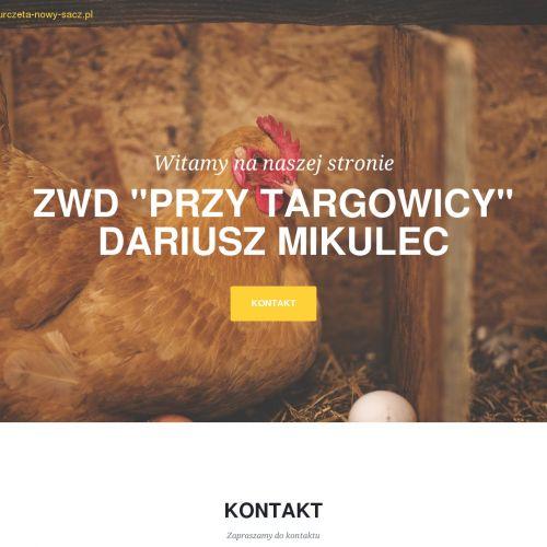 Kurczaki brojlery na sprzedaz