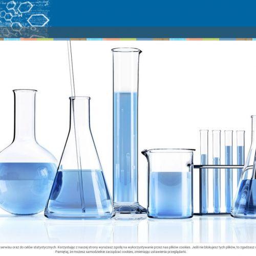 Wyposażenia laboratorium