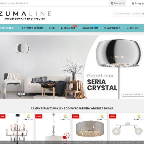 Lampa Zuma Line