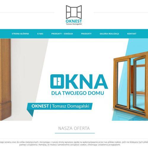 Okna, drzwi, rolety z Torunia i Świecia