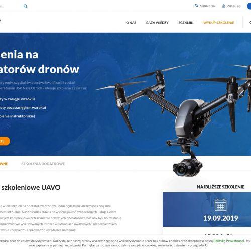 Pozwolenie na drona