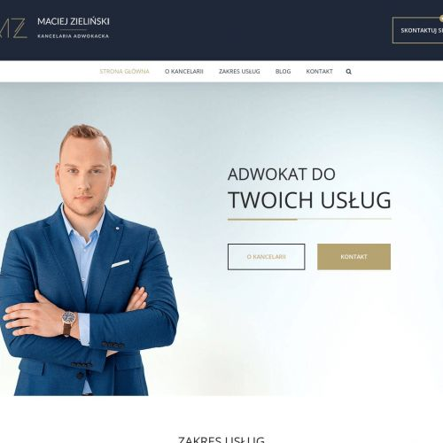 Adwokat z Olsztyna