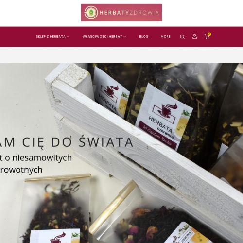 Herbaty rozgrzewające i owocowe
