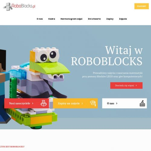 Kursy programowania oraz robotyki