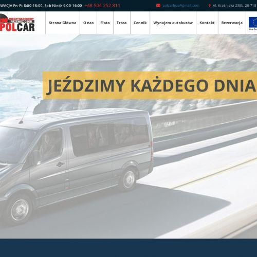 Przewozy osób busem z Lublina do Bawarii