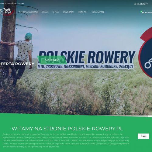Promocje komunijne na polskie rowery