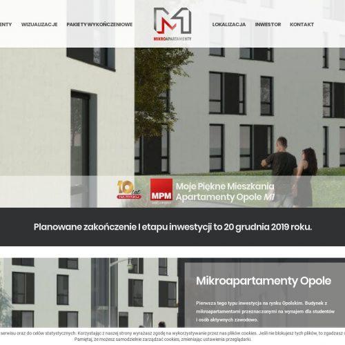 Nowe apartamenty w Opolu
