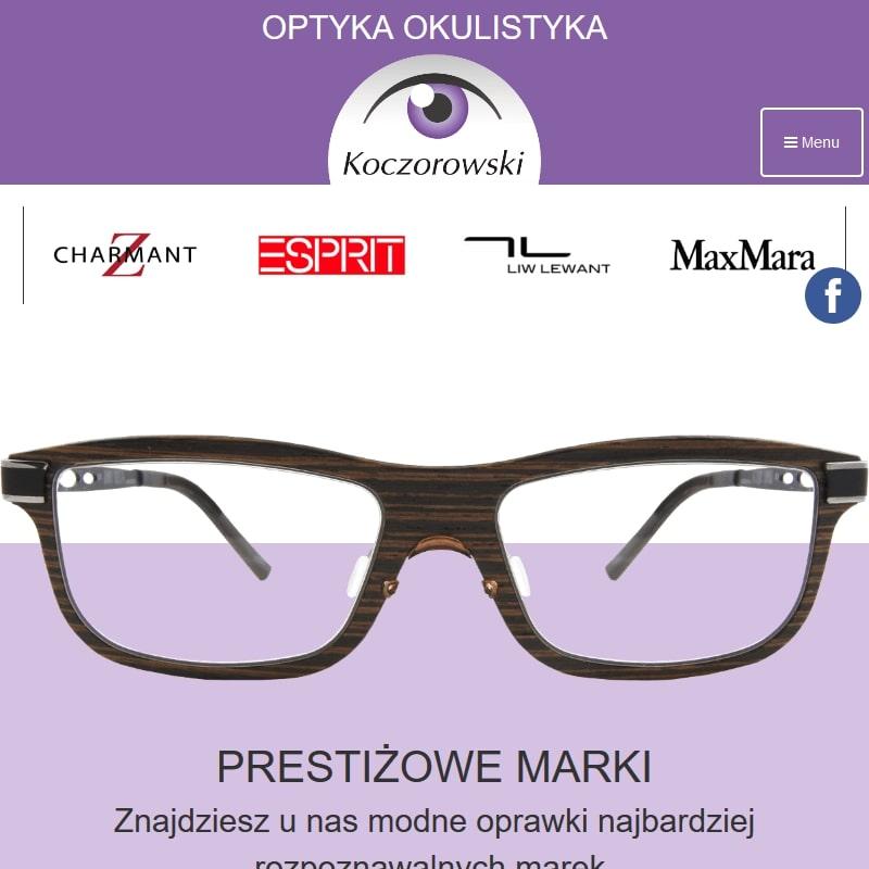 Salon optyczny w Krakowie