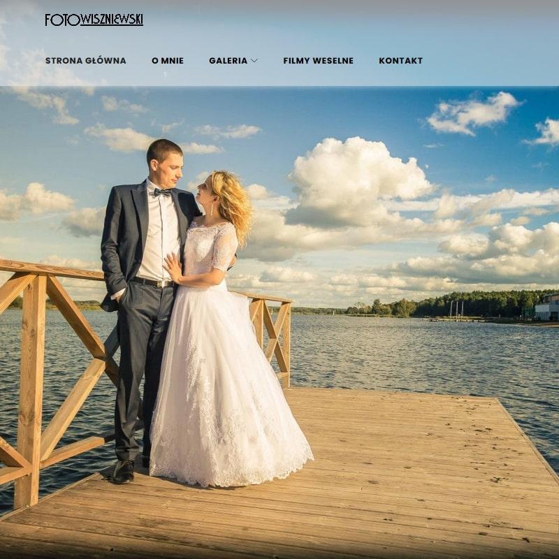 Fotograf ślubny z dojazdem na terenie Podlasia