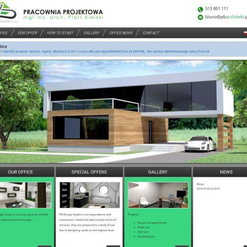 Budowa domów i budynków biurowych