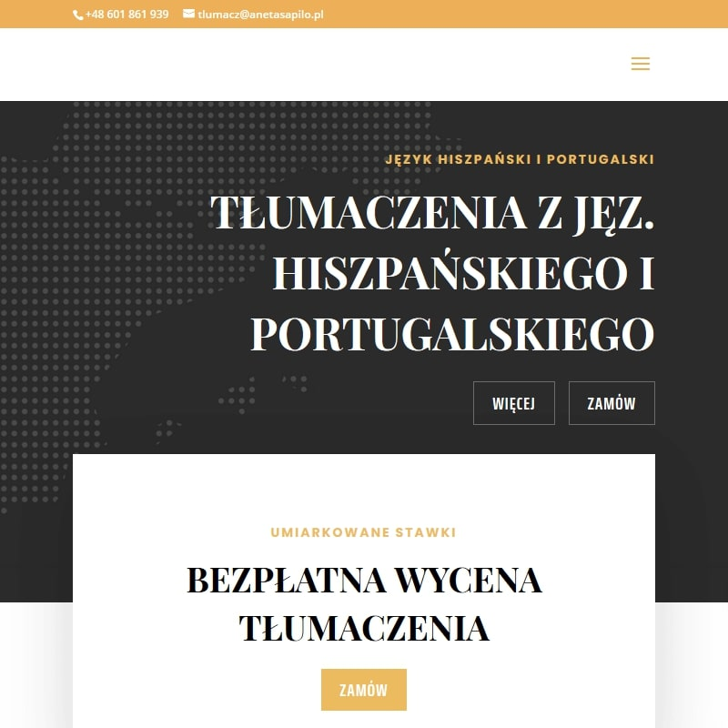 Tłumaczenie z języka portugalskiego na polski