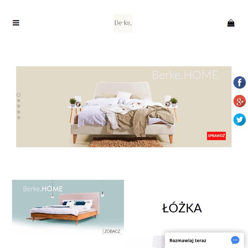 Łóżko z barierką dla dziecka
