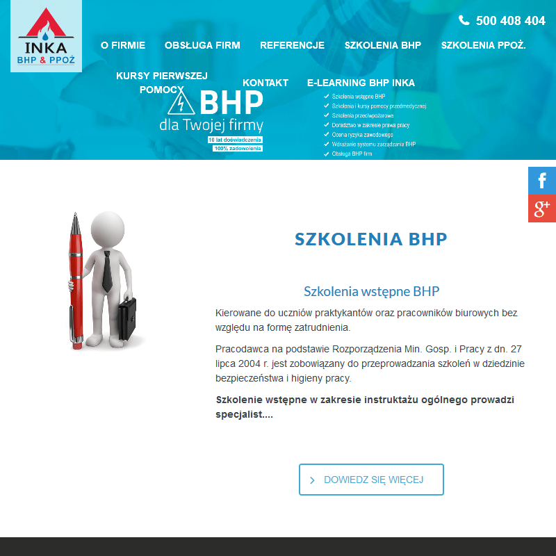 Kursy BHP