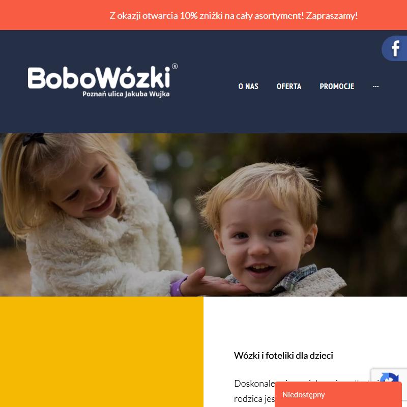 Sklep z fotelikami w Poznaniu