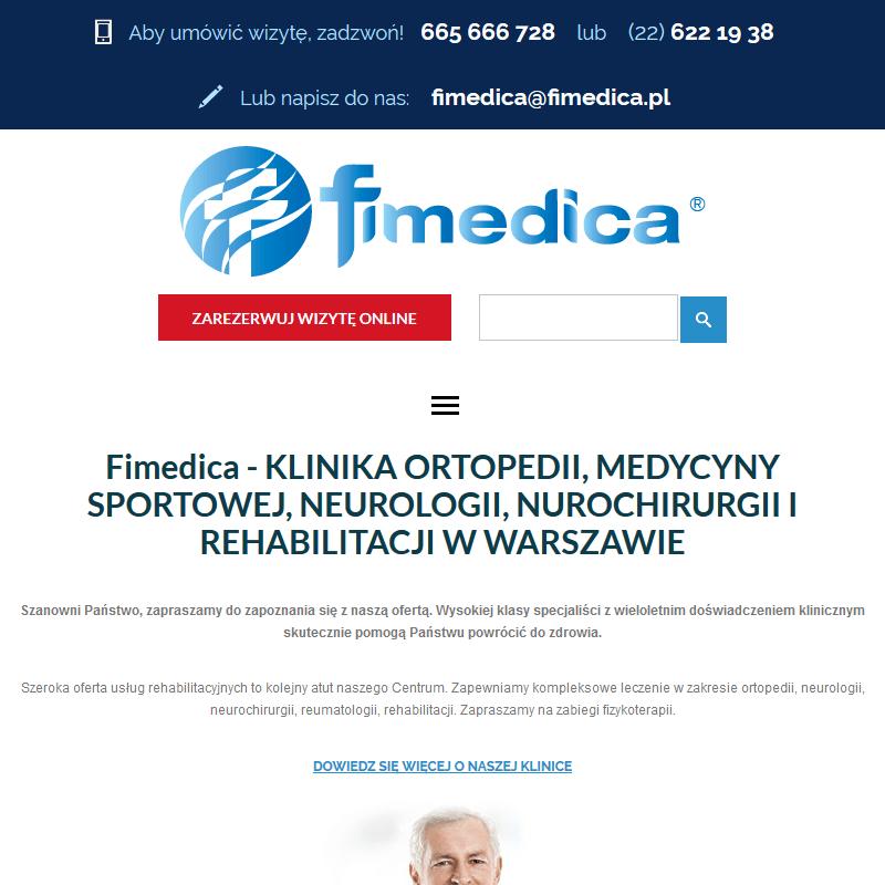 Fizjoterapia - Warszawa
