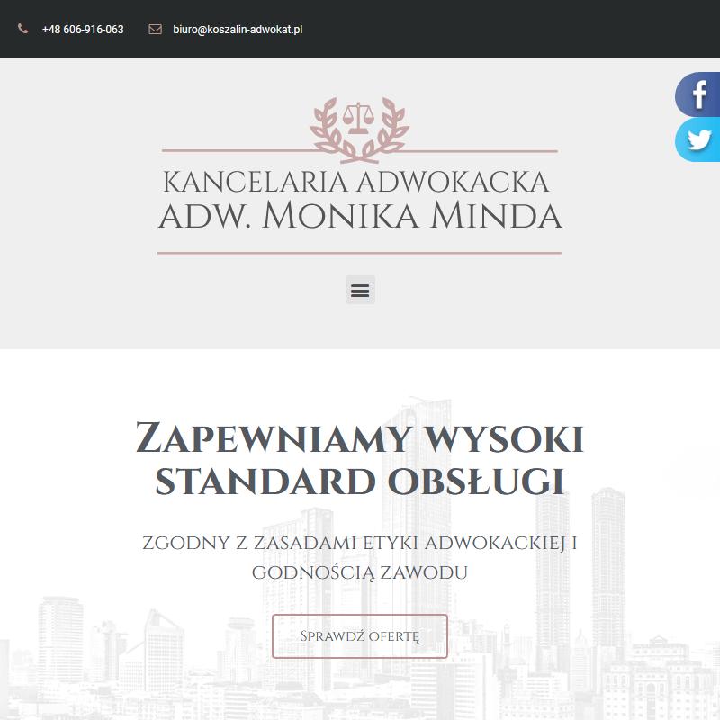 Kancelaria adwokacka w Koszalinie
