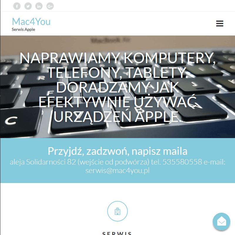 Naprawa po zalaniu Apple - Warszawa