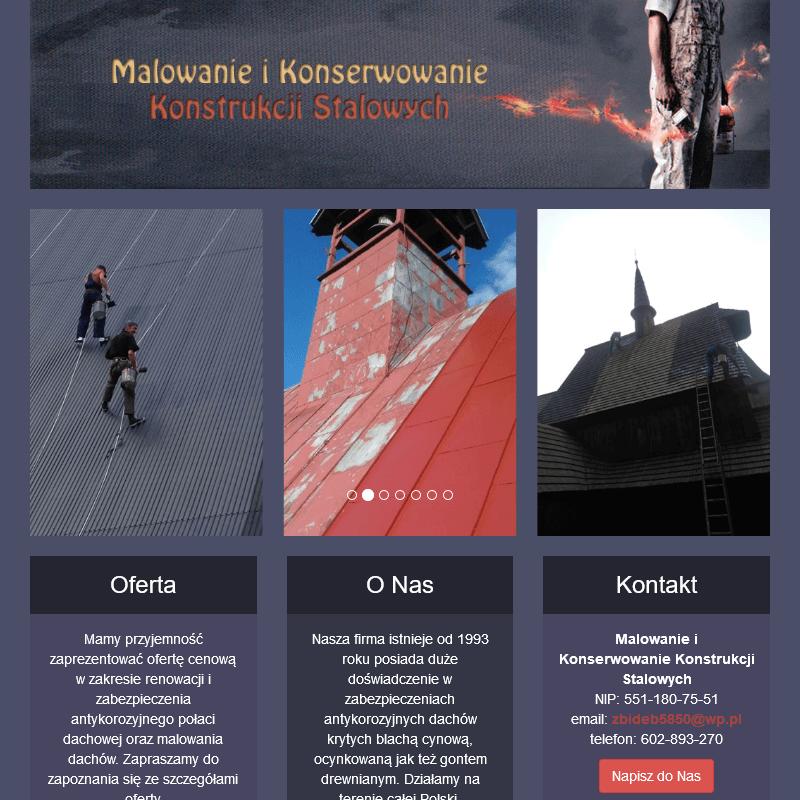 Renowacja dachów - Katowice