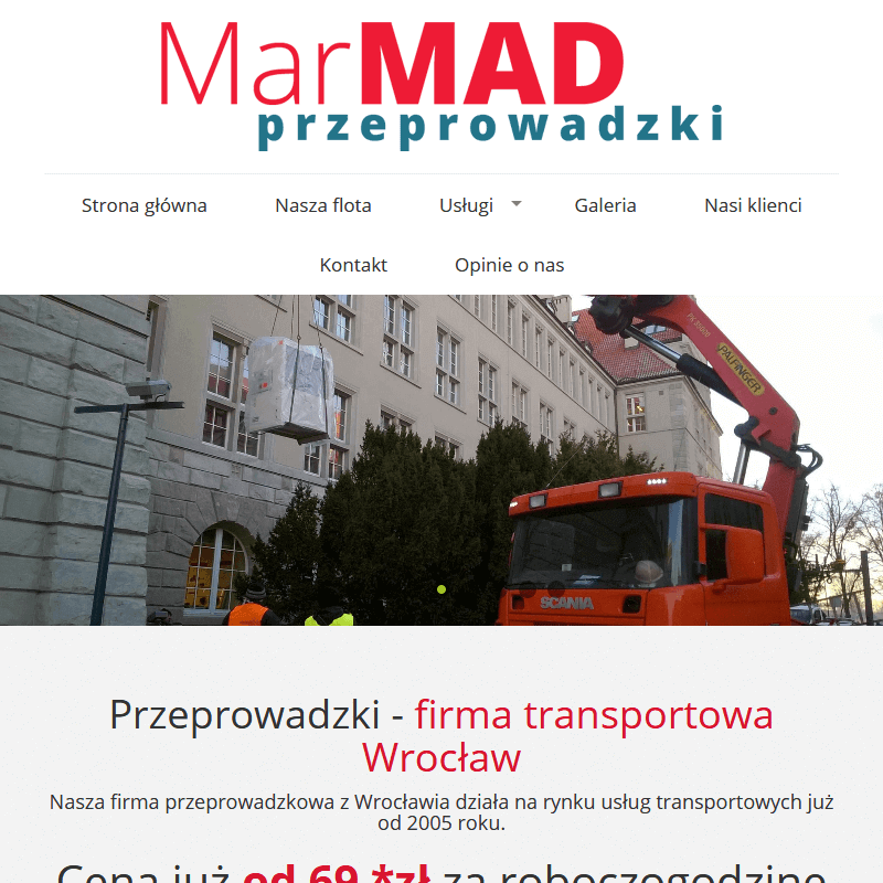 Wywóz niepotrzebnych mebli z Wrocławia