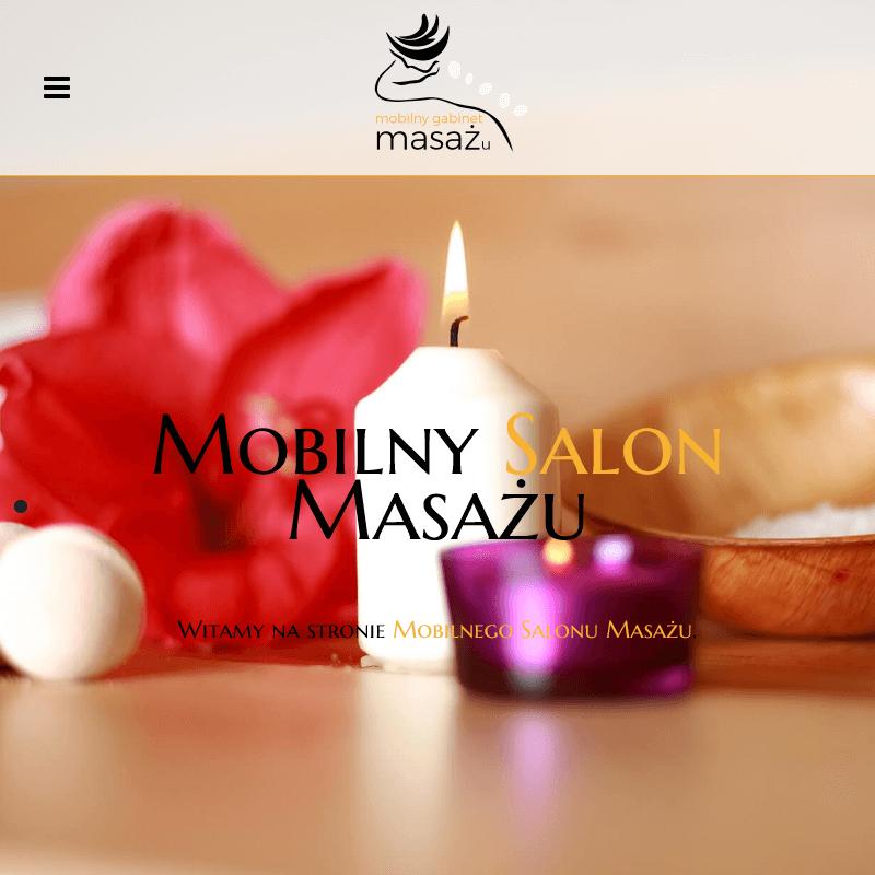 Masażysta - Łódź