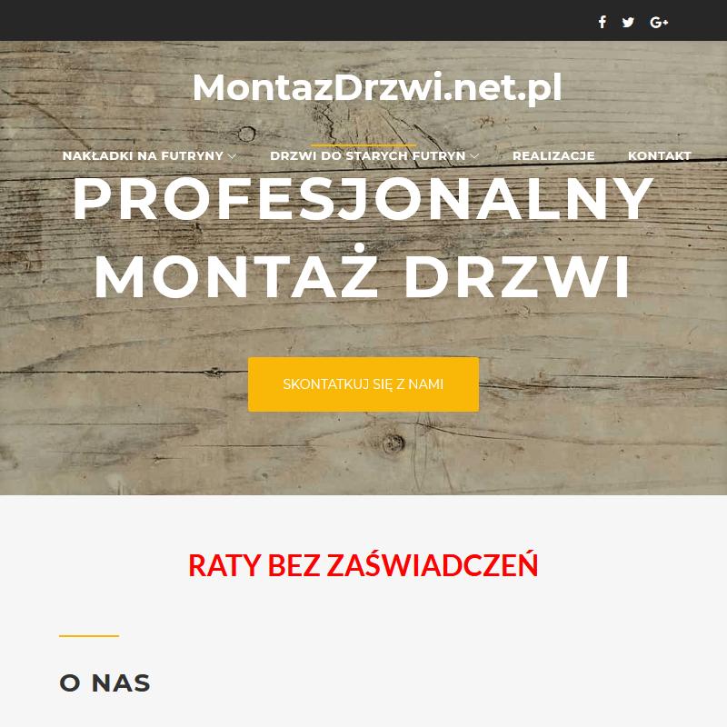 Drzwi wewnętrzne - Warszawa