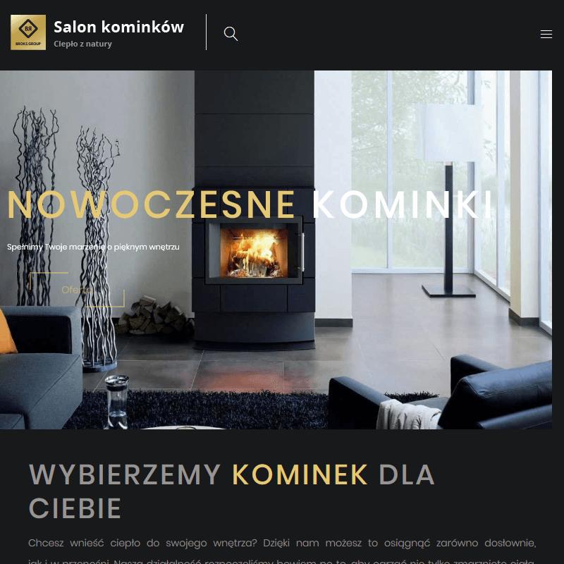 Kominki skandynawskie - Legnica