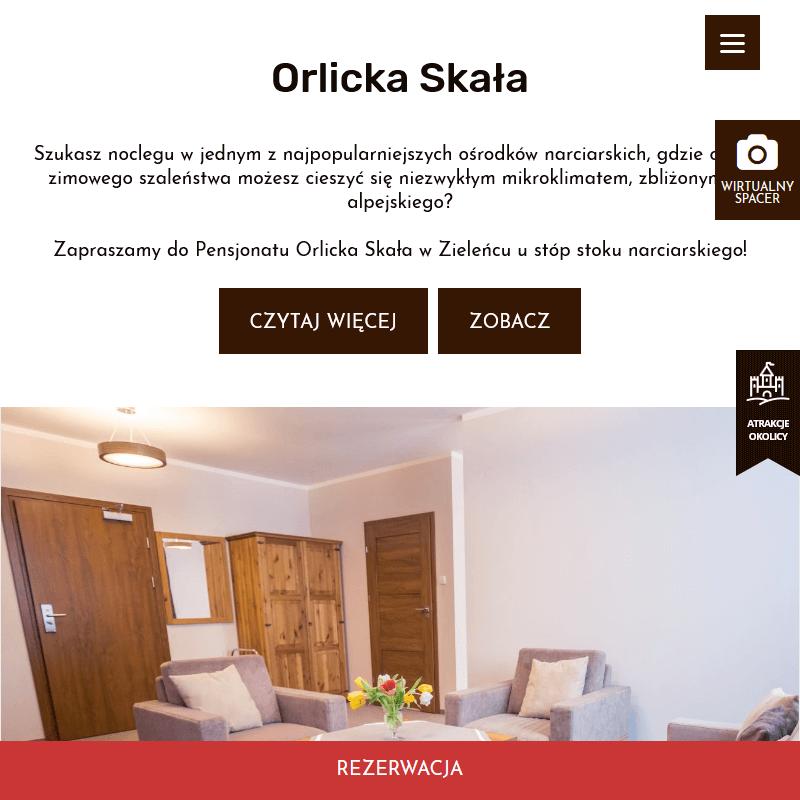 Luksusowy hotel - Duszniki