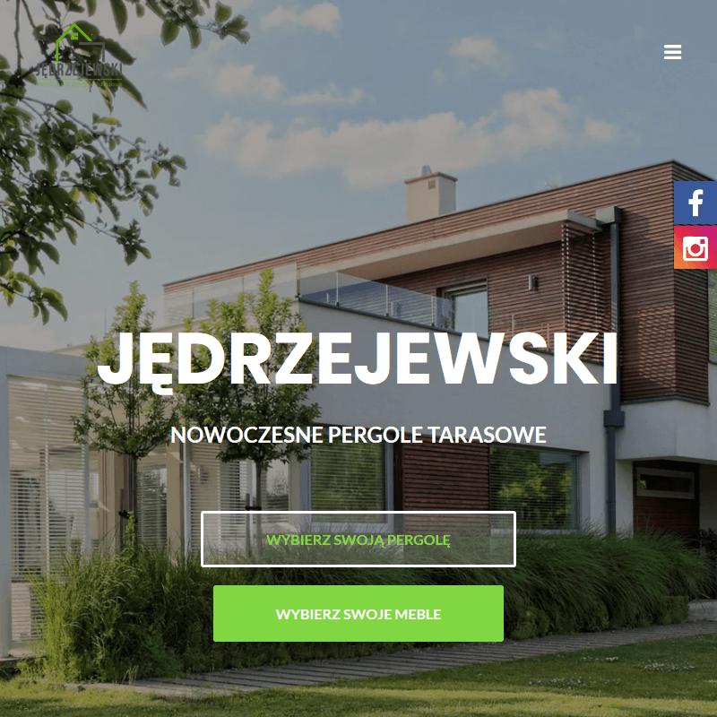 Producent pergoli z Wielkopolski