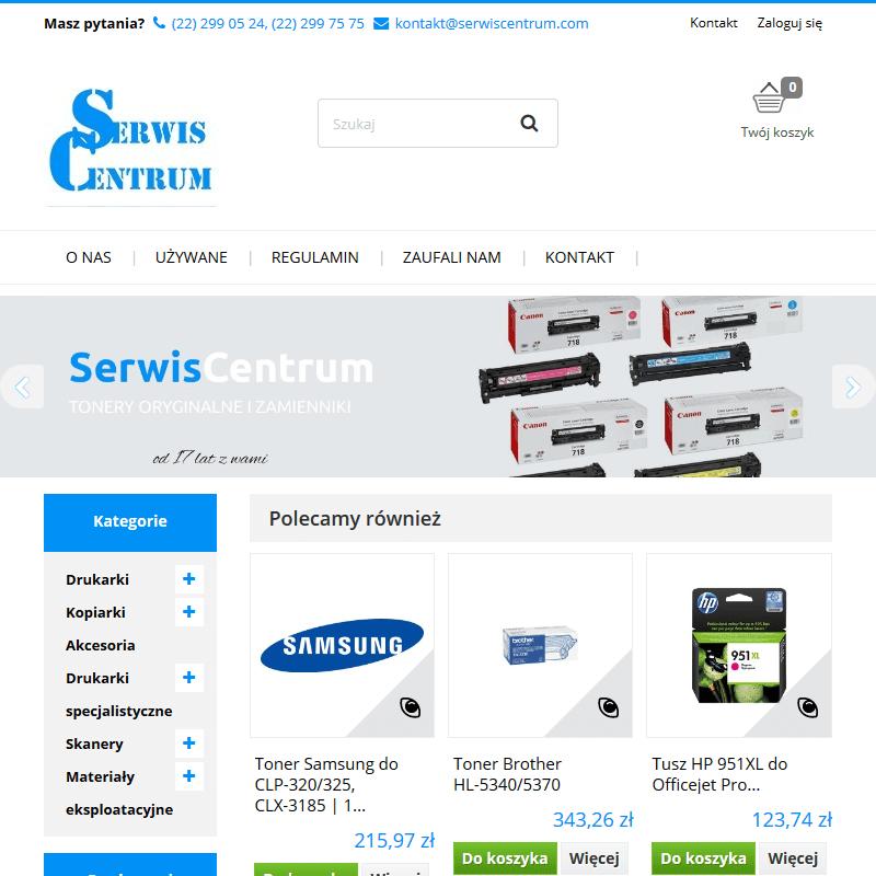 Tonery Samsung - Warszawa