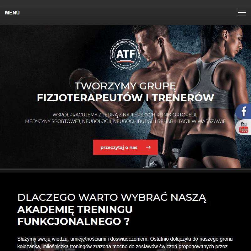 Uprawnienia trenera personalnego - Warszawa